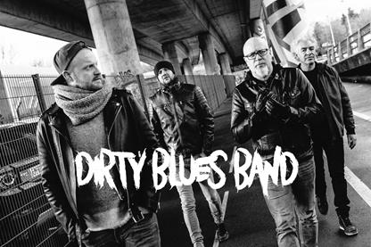 CHRISTOPHE GODIN'S DIRTY BLUES BAND
