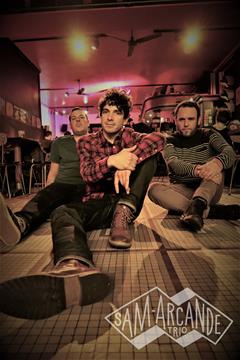 Sam Arcande Trio