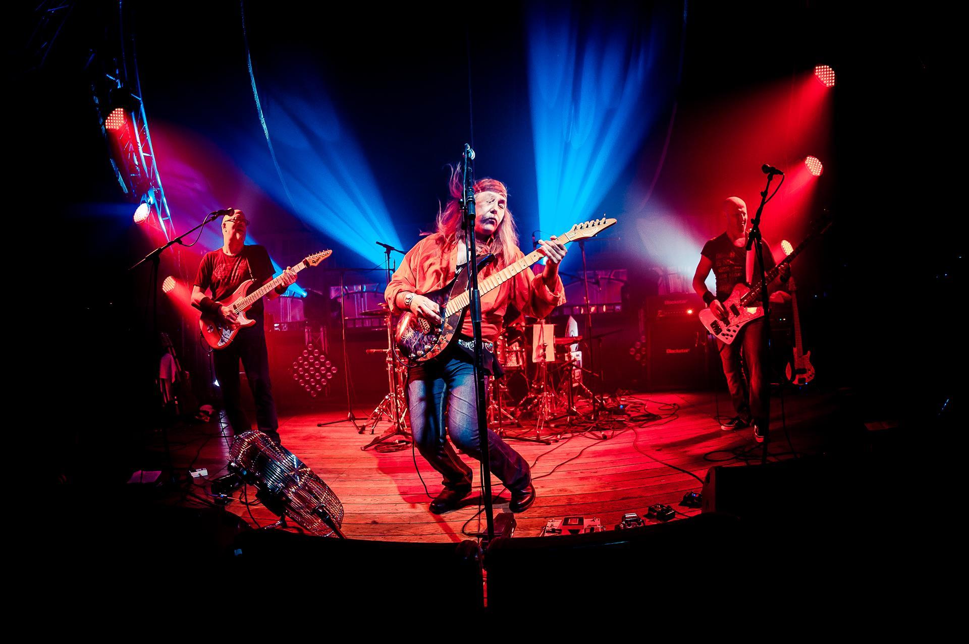 Jam Uli Jon Roth Godin Guitare en Scène