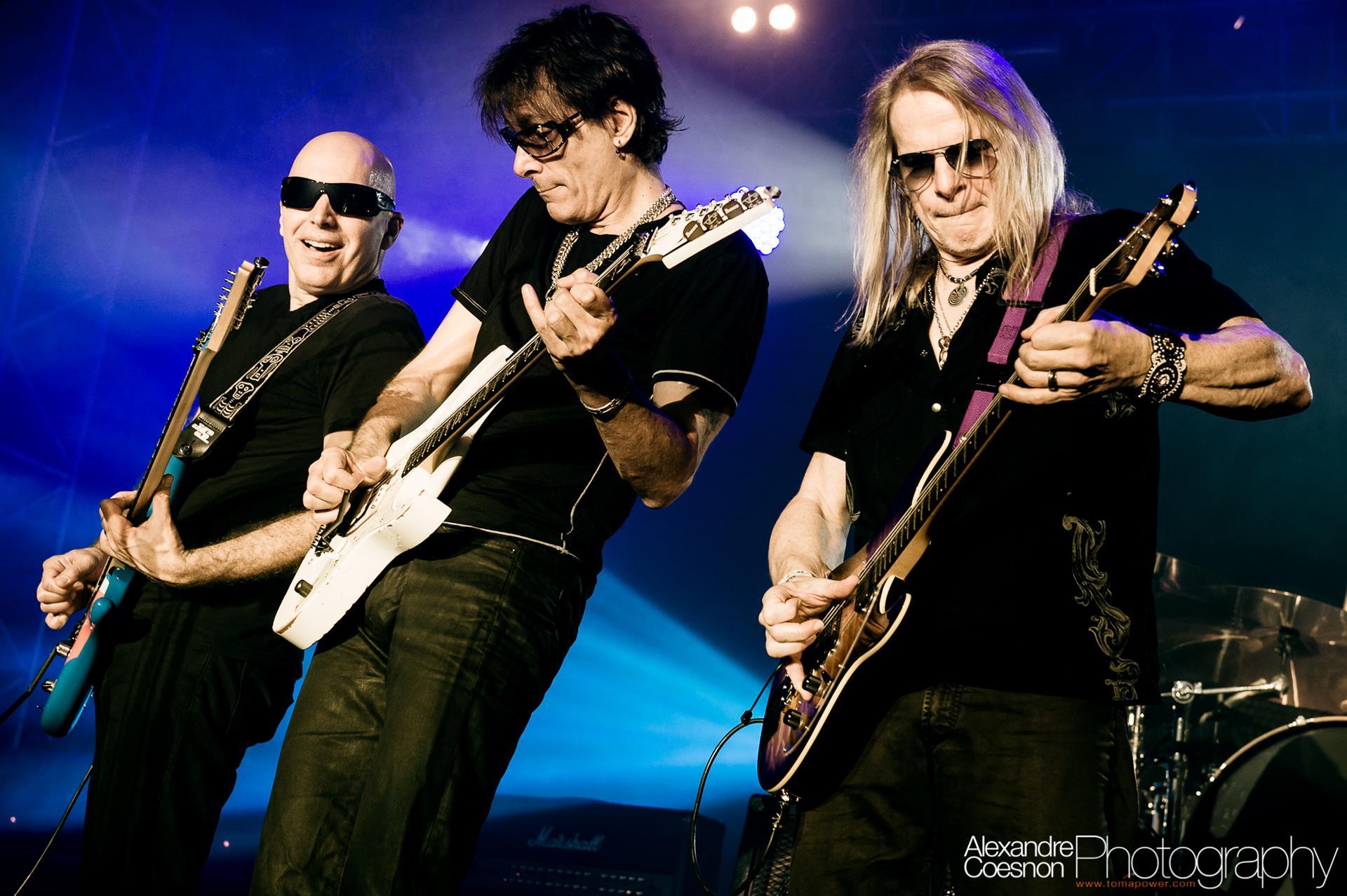 Jam Guitare en Scène Joe Satriani